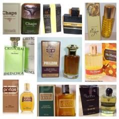 Старая парфюмерия советская