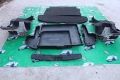 Обшивка багажника. Toyota Corolla Fielder, NZE141, NZE144, ZRE142