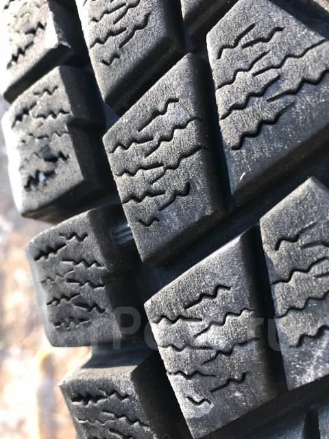 Bridgestone Blizzak DM-Z3. Зимние, без шипов, износ: 5%, 4 шт