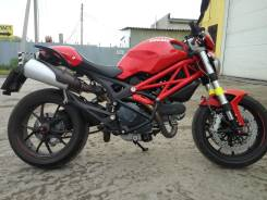 Ducati Monster 796. 796 куб. см., исправен, птс, с пробегом