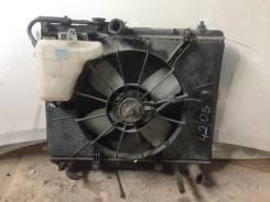 Радиатор охлаждения двигателя. Daihatsu Terios, J102G Двигатель K3VE