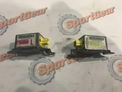 Датчик airbag. Subaru Forester, SG5 Двигатели: EJ202, EJ205, EJ204, FB204, EJ254