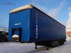 Kogel SN24. Продаётся шторный полуприцеп , 32 550 кг.
