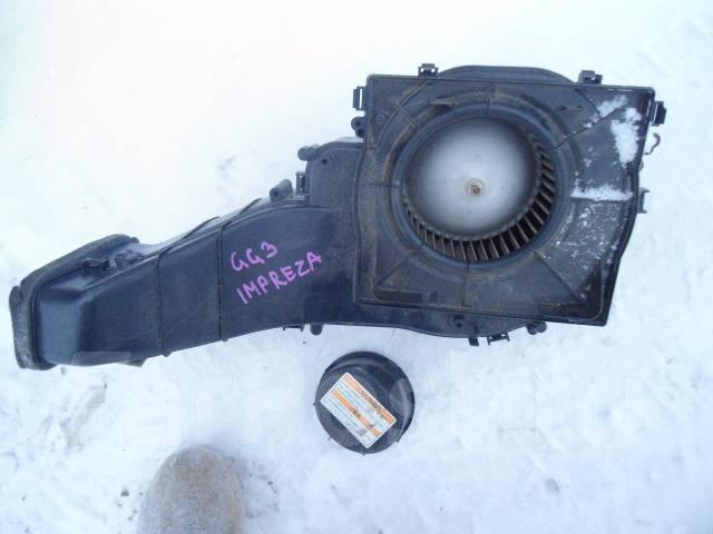 Мотор печки. Subaru Impreza, GG3, GG2, GG9, GD3, GD2, GDB, GDA Двигатели: EJ207, EJ152
