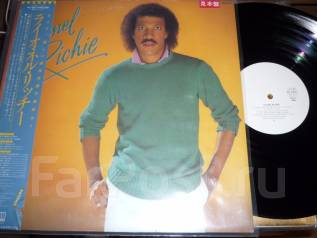JAZZ! FUNK ! Лаонел Ричи / Lionel Richie - Lionel Richie - 1982 JP LP