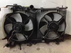 Радиатор охлаждения двигателя. Subaru Legacy, BP5