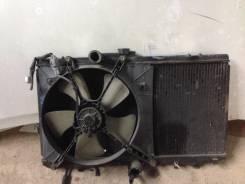 Радиатор охлаждения двигателя. Toyota Starlet Двигатели: 4EF, 4EFTE, 4EFE