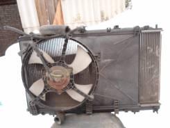 Вентилятор охлаждения радиатора. Mitsubishi Lancer, CJ1A, CJ2A, CK1A, CK2A, CL2A, CM2A Mitsubishi Mirage, CJ1A, CJ2A, CK1A, CK2A, CL2A, CM2A Двигатели...