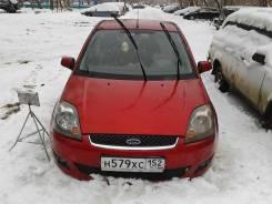 Ford Fiesta. вариатор, передний, 1.4 (82 л.с.), бензин, 60 000 тыс. км