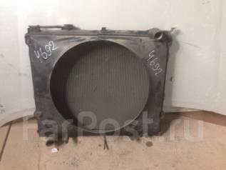 Радиатор охлаждения двигателя. Mazda MPV, LVLR Mazda Efini MPV, LVLR Двигатель WLT