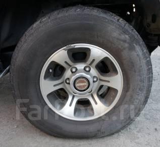 Комплект колес 265/70R15. 7.0x15 6x139.70 ET10