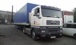 MAN TGA 18.480 4x2 BLS-L. Продаю седельный тягач, 10 000 куб. см., 20 000 кг.