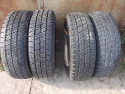 Bridgestone Dueler. Всесезонные, без износа, 4 шт