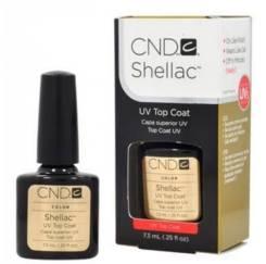 Продаю Новый CND Shellac Base и Top Coat 12,5 ml в упаковке