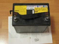 Аккумулятор S34B20R для гибридов(Prius). 45 А.ч., правое крепление, производство Япония