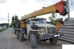 Урал. Продам кран урал 14 тонн, 2 400 куб. см., 14 000 кг., 14 м.