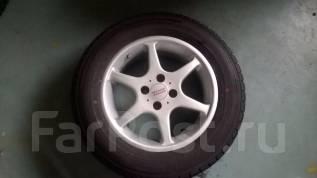 Продам комплект колес. x15 4x100.00 ET45