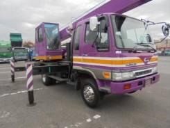 Hino Ranger. Продам Автокран во Владивостоке., 6 000 куб. см., 4 900 кг., 20 м. Под заказ