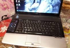 """Acer Aspire. 16"""", 2 000,0ГГц, ОЗУ 3072 Мб, диск 320 Гб, WiFi, Bluetooth, аккумулятор на 1 ч."""