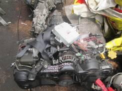 Двигатель. Subaru Legacy Lancaster, BH9 Двигатель EJ25