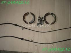 Ремкомплект стояночного тормоза. Toyota Celica, ZZT231, ZZT230 Двигатели: 2ZZGE, 1ZZFE