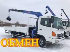 Hino 500. Самогруз Hino Truck 500, 2010 г. в. Без пробега по РФ, 8 000 куб. см., 7 000 кг., 12 м.