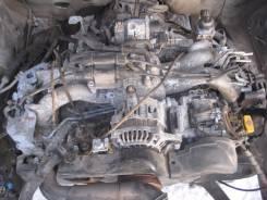 Двигатель. Subaru Legacy, BH5 Двигатель EJ20