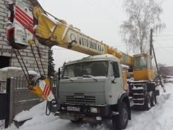 Мотовилиха КС-5579-2. Продается Автокран Камаз мотовилиха 5579.2, 10 000 куб. см., 25 000 кг., 24 м.