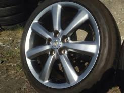 Toyota Crown. 8.0x18, 5x114.30, ЦО 73,1мм.