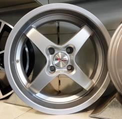 Enzo. 6.0x14, 4x114.30, ET35, ЦО 73,1мм.