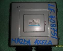 Блок управления двс. Mazda Axela, BKEP Mazda Mazda3, BK Двигатель LFDE