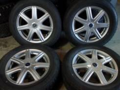 Bridgestone. 6.5x16, 5x100.00, 5x114.30, ET35