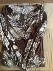 Блузки-туники. 46, 48