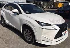 Обвес кузова аэродинамический. Lexus NX200, ZGZ10, ZGZ15. Под заказ