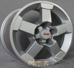 Jeep. 8.5x17, 5x127.00, ET-12, ЦО 83,7мм. Под заказ