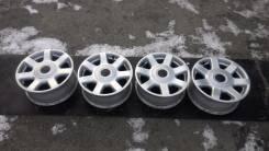 Nissan. 7.0x16, 5x114.30, ET38, ЦО 70,0мм.