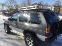 Багажник на крышу. Nissan Terrano