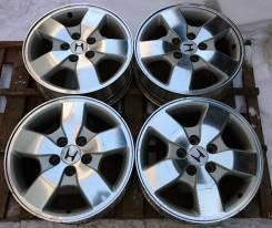 Honda. 6.0x16, 5x114.30, ET45, ЦО 64,0мм.
