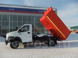 ГАЗ Газон Next. Газон NEXT Самосвал, 4 400 куб. см., 4 300 кг.