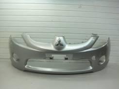 Бампер передний под. омыв фар. mitsubishi grandis na 4w 04-10 б/у mn1. Mitsubishi Grandis, NA4W. Под заказ