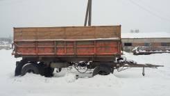 Сзап. Продается прицеп СЗАП 8527, 10 000 кг.