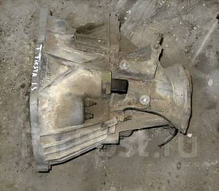 Механическая коробка переключения передач. Ford Fiesta, CBK, CB1