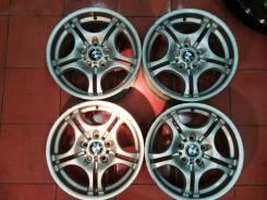 BMW. 7.5/8.5x17, 5x120.00, ET41/41, ЦО 72,5мм.