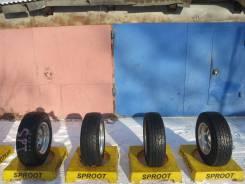 Bridgestone Dueler A/T D694. Летние, 2011 год, износ: 20%, 4 шт