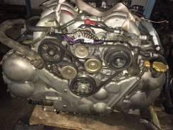 Двигатель в сборе. Subaru Legacy Lancaster Двигатель EZ30
