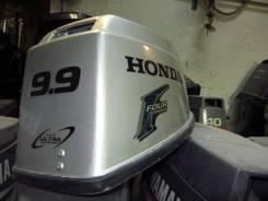 Honda. 9,90л.с., 4х тактный, бензин, нога S (381 мм), Год: 1999 год