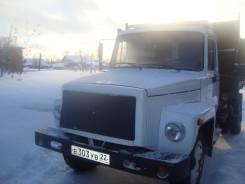 ГАЗ 3309. ГАЗ-3309, 4 750куб. см., 4 000кг., 4x2