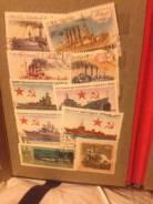 Продам, почтовые марки ССР (Польша)
