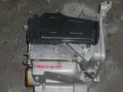 Корпус радиатора отопителя. Toyota: Corolla, Corolla Levin, Sprinter, Sprinter Trueno, Sprinter Marino, Corolla Ceres, Corolla Sprinter Двигатели: 3CE...
