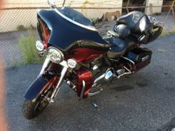 Harley-Davidson CVO Road Glide Ultra. 1 802 куб. см., исправен, птс, с пробегом